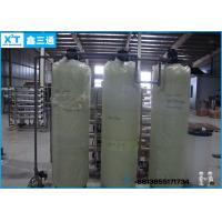 China Quartz Sand Filter, Active Carbon Filter, Ion Exchanger Filter, Low cost Water treatment machine wholesale
