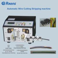 China Automatic multi-conductor cables cut and strip machine,Cutting Stripping Multi Core Cables on sale