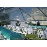 China Noble and Bright Fabric Luxury Wedding Marquee for Events and Parties on Grassland wholesale