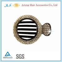 China Fashion hair clip,crystal rhinestone hair clips, beautiful hair clips for wedding wholesale