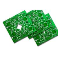 Buy cheap Circuit Double Sided PCB Board Assembly Two Layer Copper 1OZ Immersion Gold Surface from wholesalers
