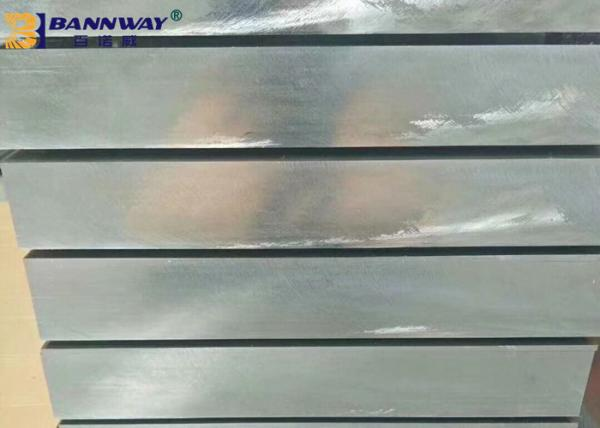 Quality Silver Aluminium Alloy Plate 1250mm x 2500mm x 22mm High Performance for sale
