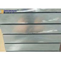 China Silver Aluminium Alloy Plate 1250mm x 2500mm x 22mm High Performance wholesale