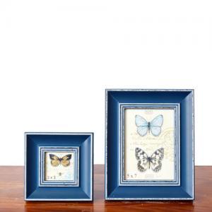 China 4X6 wooden photo frame wholesale
