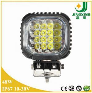China 2015 hot sale 48w led work light, led spot light 12v for offroad 4x4 car, 4wd truck atv on sale