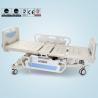 China Больничные койки легкой деятельности электрические с ОЭМ /ODM бортовых рельсов приняли wholesale