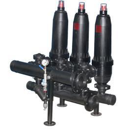 China Anti Corrosive Desalination Water Filter 20 Micron To 200 Micron 0.2-0.8MPa Pressure wholesale