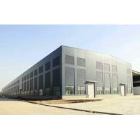 China New Design Prefab Steel Structure Warehouse Building Metal Material Construction on sale