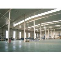 China Stable Structural Steel Frame Construction Prefabricated Warehouse Buildings wholesale