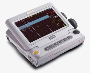 "Quality 10.2"" Display Screen Multiparameter Patient Monitor Fetal Monitor Light and Compact Design Simple to Use for sale"