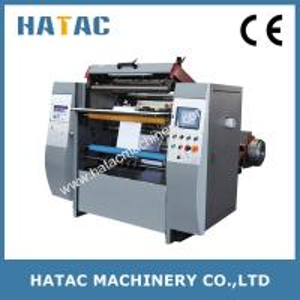 China High Speed Adhesive Label Slitting Machine wholesale