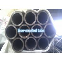 China SCH80 Round Steel Pipe For Gas Line , 1 '' / 12 '' Cold Drawn Seamless Tube wholesale