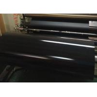 China Black Abrasive PC Film Halogen Free Stable Performance With One Side Grinds Sand wholesale