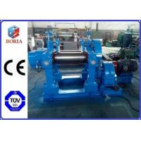 China Long Service Life Rubber Processing Equipment 1200mm Roller Working Length wholesale
