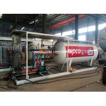 China 1.77Mpa Design Pressure Truck Fuel Tanks , LPG Truck Tanker Good Mechanical Property wholesale