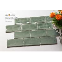 China Spanish style interior Wall Tiles  wavy surfce water resistance on sale
