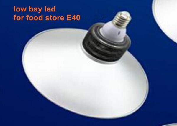 aluminum alloy led low bay lights 30 w for supermarket lighting. Black Bedroom Furniture Sets. Home Design Ideas