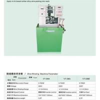 China electronically meter countered tin solder spooling machine on sale