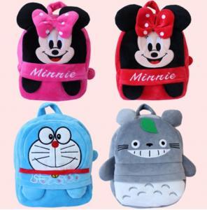 Disney Princess Dolls Cartoon Stuffed Disney Plush Toys 50cm backpacks