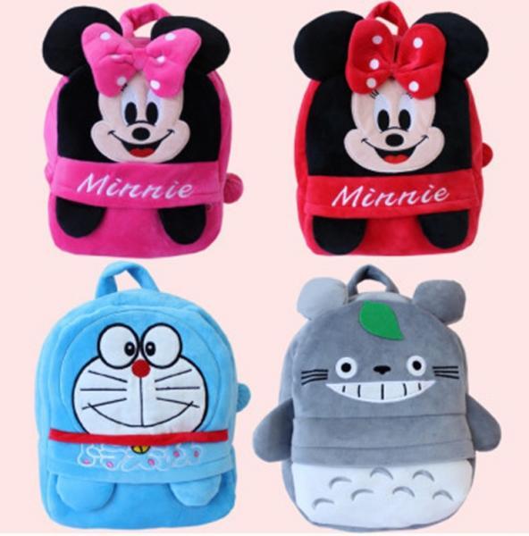 Quality Disney Princess Dolls Cartoon Stuffed Disney Plush Toys 50cm backpacks for sale