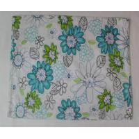 China Floral Cotton / Nonwoven Dining Table Mats with Silk Screen Printing wholesale