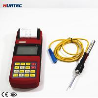 China High Precision Hardness Testing Machine RHL160 With 3 Inch LCD Or LED Display wholesale