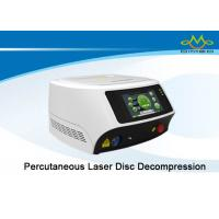China 980nm Diode PLDD Laser Surgery Machine For Lumbar Decompression Treatment wholesale