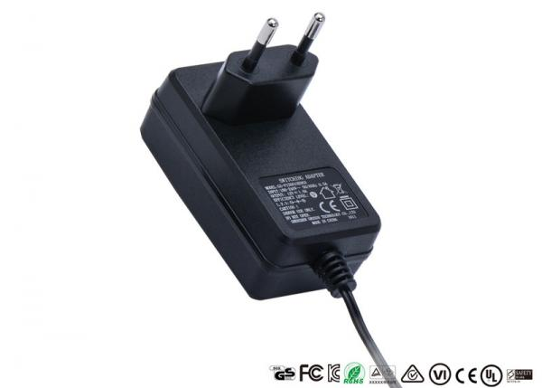 Quality AC To DC Christmas Tree Wall Power Adapter 9V 10V 11V 12V 1.1A 1.2A 1.3A 1.4A for sale