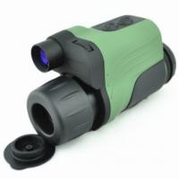 China Compact HD 1-2X24 Infrared Digital Night Vision Monocular Scope With Soft Bag wholesale