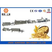 Buy cheap long performance good taste Corn Flake Production Line high quality from wholesalers