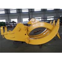 China CE Approved Mechanical Excavator Log Grapple for Komatsu PC120 Excavator wholesale