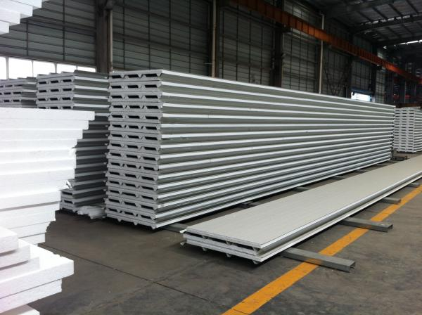 Polyurethane Sandwich Panel Roof : Pu sandwich panel roof images
