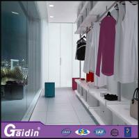China Modern household online furniture stores metal racks for clothes walk in wardrobe pole system wholesale
