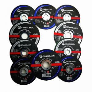 China 4.5 Inch 115*1*22 Inox Abrasive Metal Cutting Discs wholesale