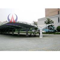 Buy cheap Lightweight Tensile Car Parking Structure For Bicycle Knock Down Type from wholesalers