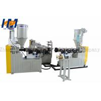 China U Channel Plastic Profile Extrusion Line High Speed Good Production Efficiency wholesale
