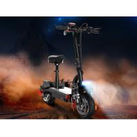 China 48V 580W Electric Folding Mobility Scooter Lithium Battery USB Phone Charger 110km Endurance Mileage wholesale