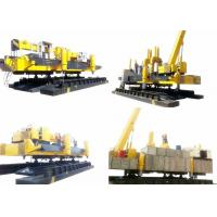 China 860T PHC Concrete Pile Driving Equipment Fast Pressing Speed Eco - Friendly wholesale