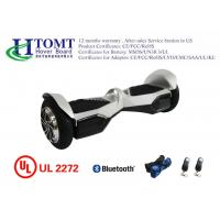 China 8 Inch Two Wheel Self Balance Scooter Hoverboard With Samsung Battery wholesale