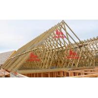 China steel roof truss on sale