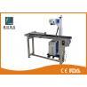 China Máquina en línea para los botones del metal, bombilla del LED, tarjeta del marcador del laser de la fibra de la mosca de memoria wholesale