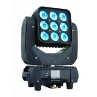 Buy cheap 9*12W LED Mini Matrix Moving Head Color Wash Beam Dots Control for Disco Event Illuminate from wholesalers