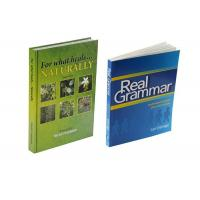 Buy cheap Commercial A4 Landscape Book Printing , PDF Book Printing And Binding Services from wholesalers