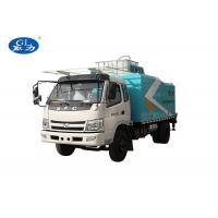 China Gengli truck-mounted concrete spraying machine for sale on sale