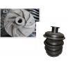 China ステンレス鋼の小さいゴム製スラリー ポンプ、横の頑丈なスラリー ポンプ wholesale