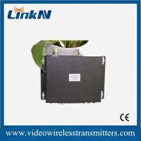 China High Definition 46 - 860MHz COFDM Small Transmitter And Receiver With NLOS Video Transmission wholesale