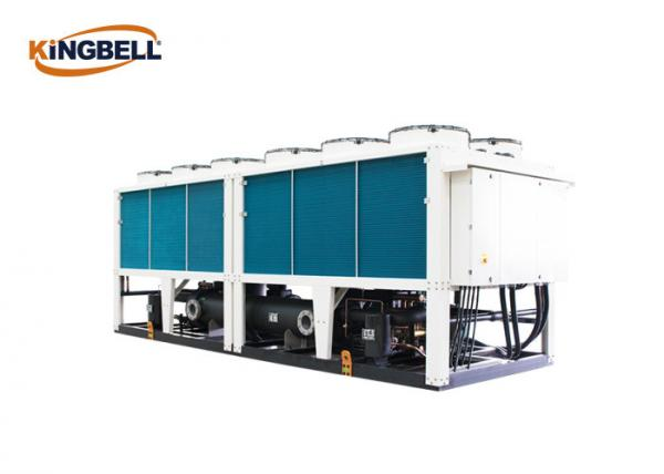 Quality Low Noise Commercial Air Handling Unit Level Hospital Air Cooled Screw Chiller for sale