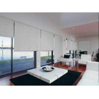 China Wholesale Manual design Semi Blackout Fabric Printed Roller blind shade for window wholesale