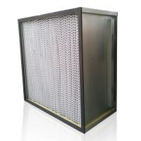 China Aquare Replacement Filters For Dust Collectors , Aluminum Foil Air Purifier Filters wholesale