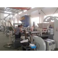 China 800-1000kg/H Rubber Extruder Machine With Mold Temperature Controller on sale